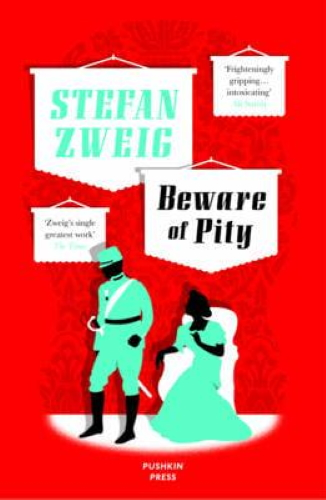 Beware Of Pity Book Cover