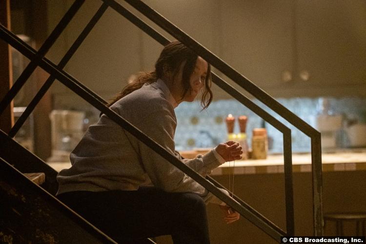 Clarice S01e12: Rebecca Breeds as Clarice Starling