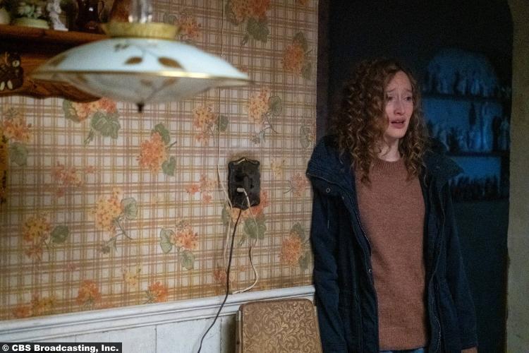 Clarice S01e10: Marnee Carpenter as Catherine Martin