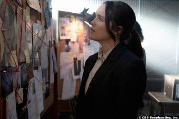 Clarice S01e11: Rebecca Breeds as Clarice Starling