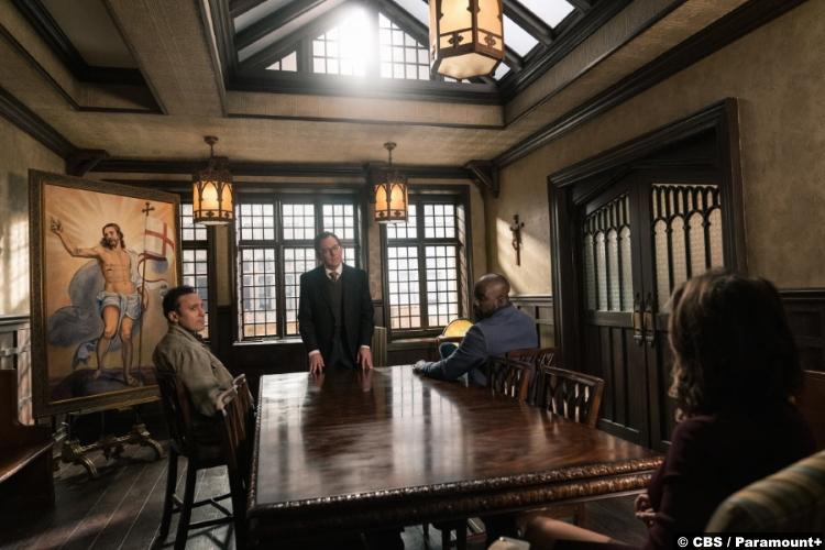Evil S02e01: Aasif Mandvi Michael Emerson Mike Colter as Ben Shakir Leland Townsend David Acosta
