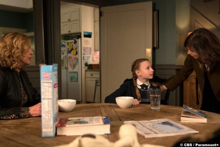 Evil S02e03: Christine Lahti Maddy Crocco Katja Herbers as Sheryl Luria Lexis Kristen Bouchard