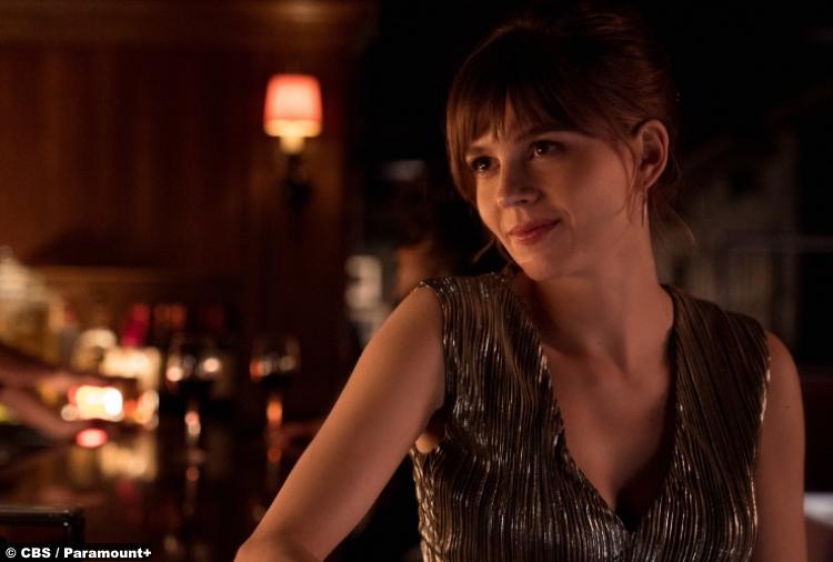 Evil S02e03: Katja Herbers as Kristen Bouchard