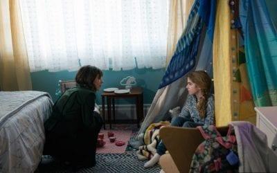 Evil S02e03: Katja Herbers and Matilda Lawler as Kristen Bouchard and Mathilda Mowbray