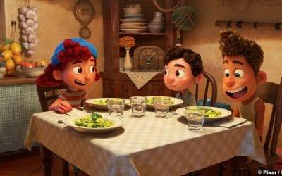 Giulia, Luca and Alberto
