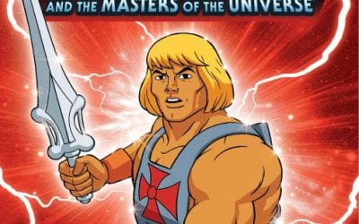 He-Man Masters Of The Universe Animated Series