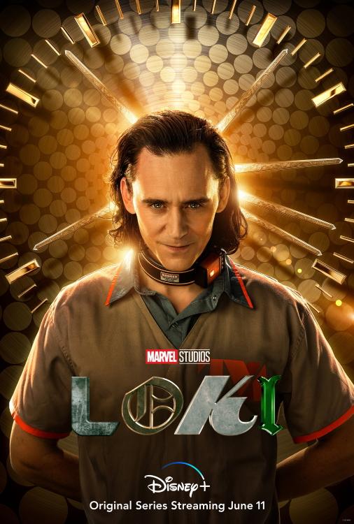 Loki S01 Poster