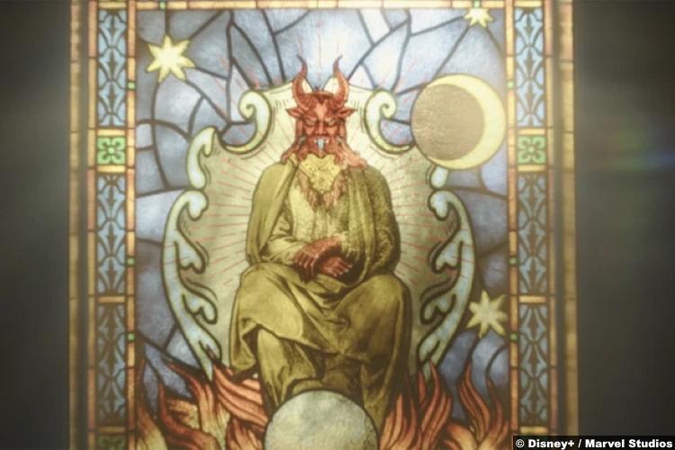 Loki S01e01: Devil