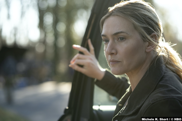 Mare Of Easttown S01e07: Kate Winslet as Mare Sheehan
