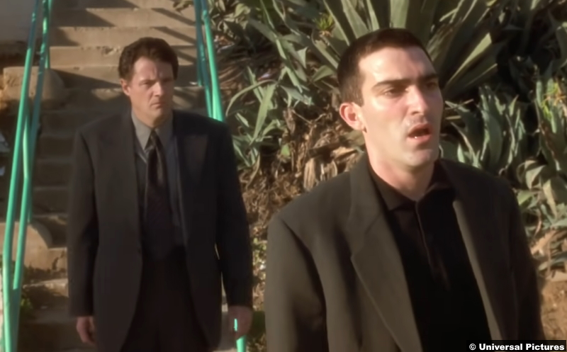 Mulholland Dr. Michael Cooke and Patrick Fischler