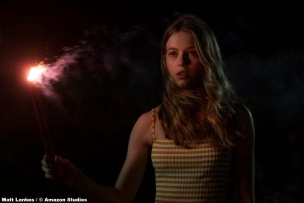 Panic S01: Olivia Welch as Heather Nill