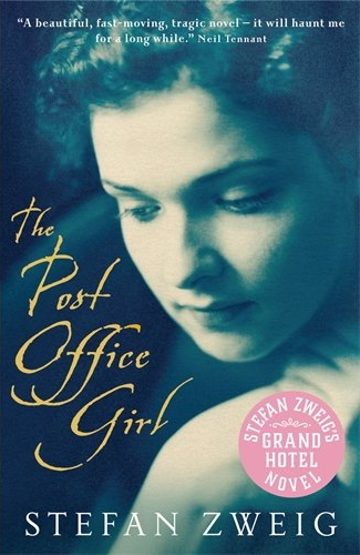 The Post Office Girl Book Cover