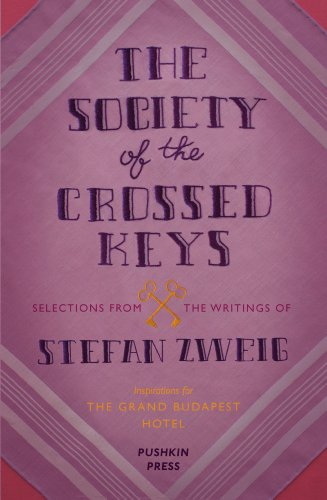 The Society Of The Crossed Keys Book Cover