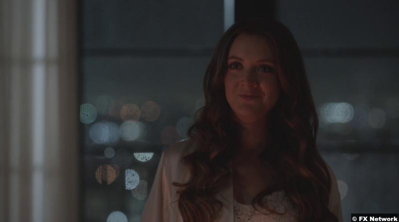 American Horror Stories S01e05: Billie Lourd as Liv Whitley