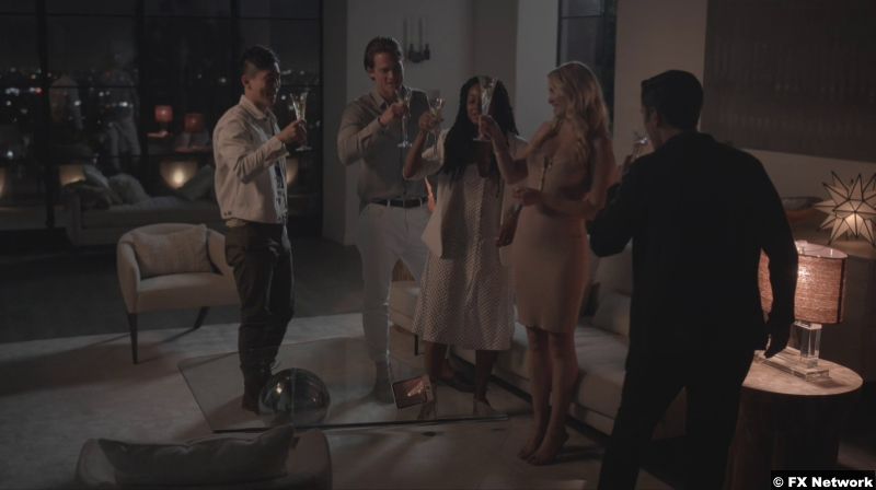 American Horror Stories S01e05: Cheers