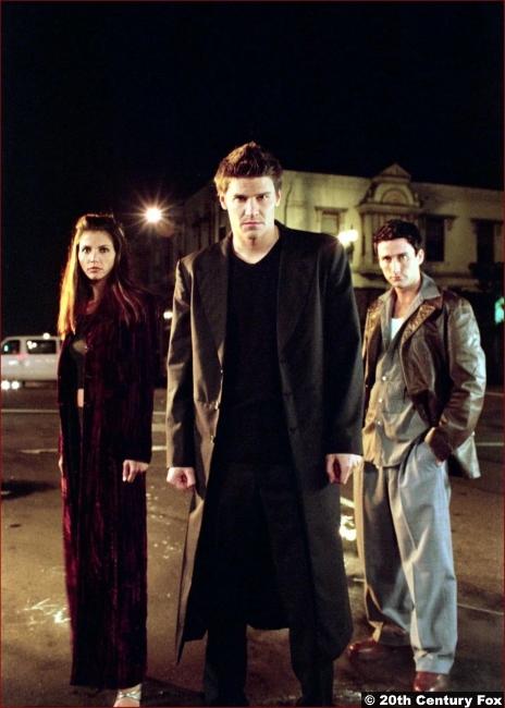 Angel S01 Cast Photo