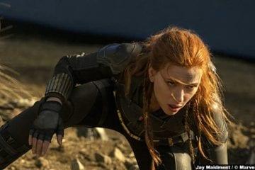 Black Widow: Scarlett Johansson