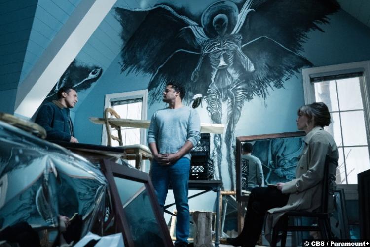 Evil S02e02: Aasif Mandvi Brandon J Dirden Katja Herbers as Ben Shakir Raymond Strand Kristen Bouchard