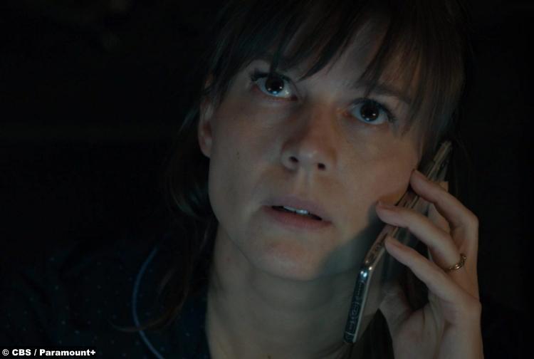 Evil S02e05: Katja Herbers as Kristen Bouchard