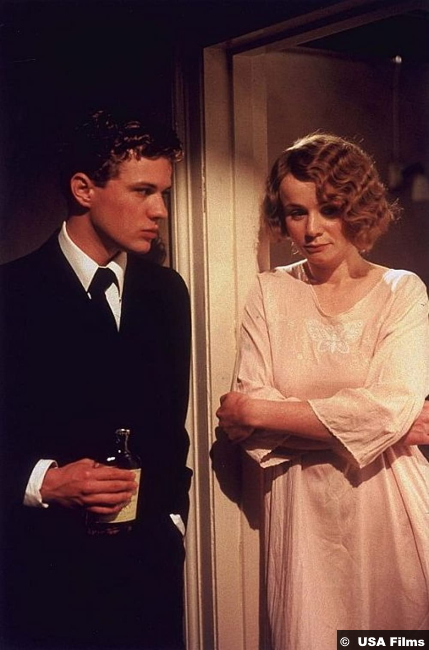 Gosford Park: Ryan Phillippe and Emily Watson
