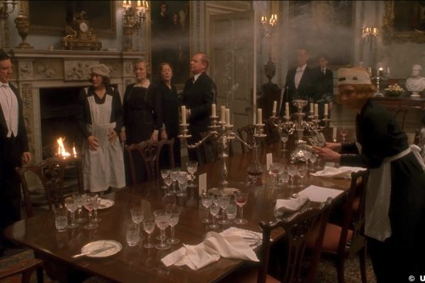 Gosford Park: The Staff
