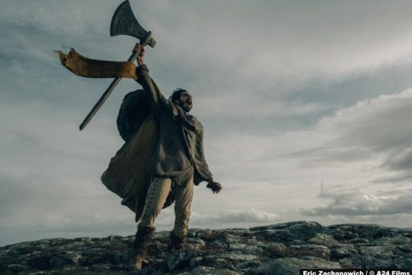 The Green Knight: Dev Patel as Gawain