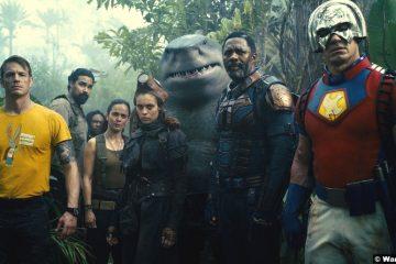 The Suicide Squad 2021 Crew