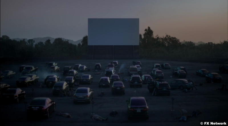 American Horror Stories S01e03: Drive-In
