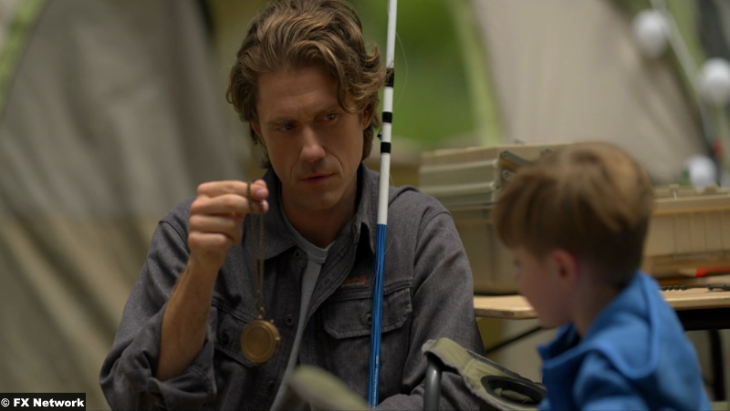 American Horror Stories S01e06: Aaron Tveit and Colin Tandberg as Jay and Jacob Gantz