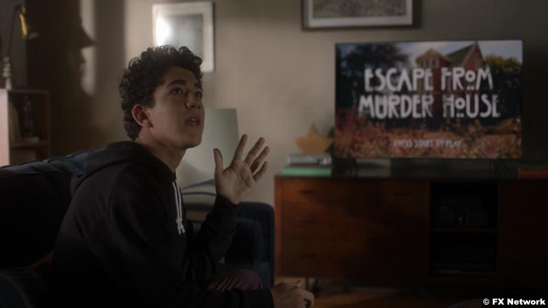 FREE HORROR american-horror-stories-s01e07-nicolas-bechtel-rory American Horror Stories S01E07 Review: Game Over – Okay?