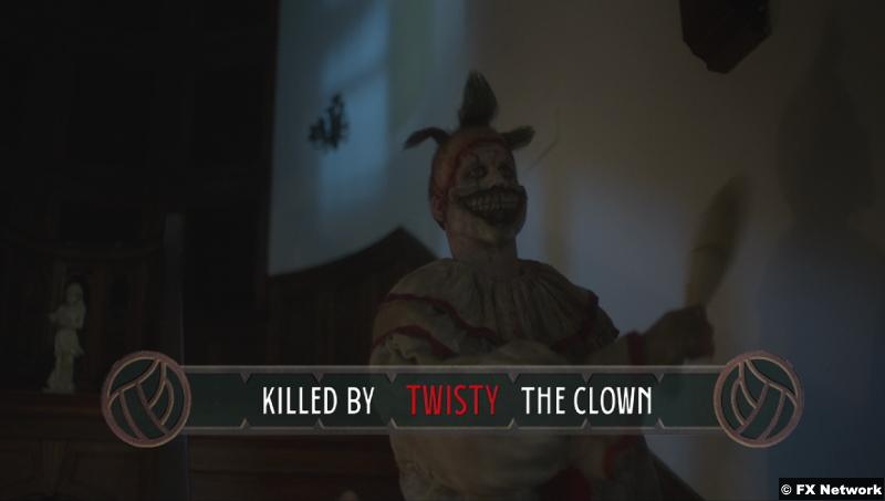 FREE HORROR american-horror-stories-s01e07-twisty-the-clown American Horror Stories S01E07 Review: Game Over – Okay?