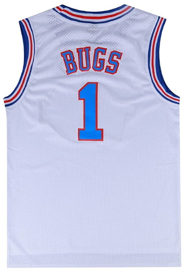 Bugs Bunny Basketball Jersey
