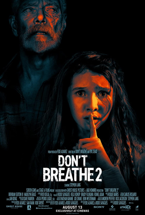 Dont Breath 2 Poster