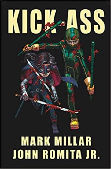 Kick Ass Comic Book Cover