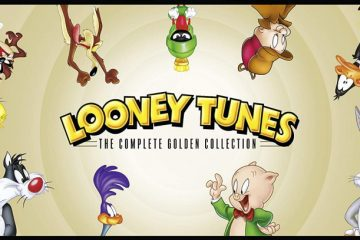 Looney Tunes Golden Collection Set