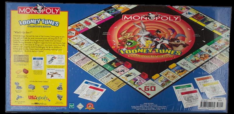 Looney Tunes Monopoly