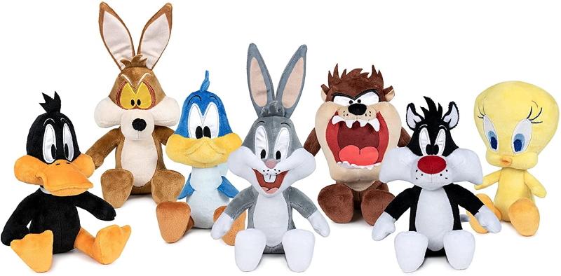 Looney Tunes Plush Toys