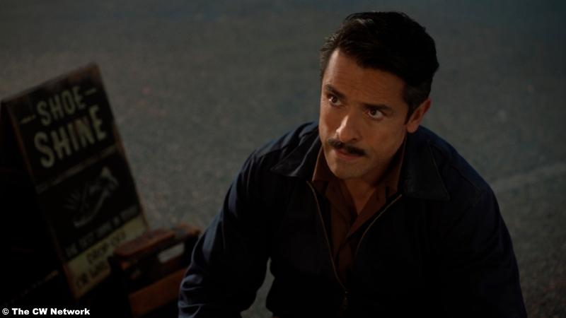 Riverdale S05e12: Mark Consuelos as Javier Luna