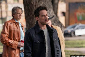 Roswell, New Mexico S03e04: Michael Trevino as Kyle Valenti