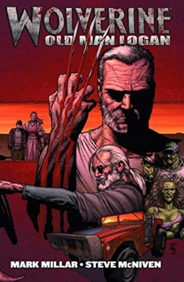 Wolverine Old Man Logan Cover