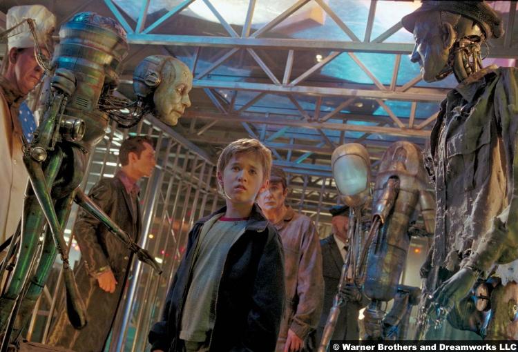Artificial Intelligence: Haley Joel Osment