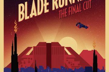 Blade Runner Final Cut Cover
