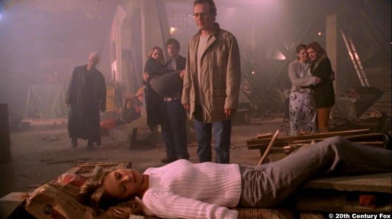 Buffy The Vampire Slayer S05e22: Buffy Dies