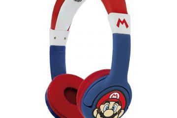 Mario Headphones
