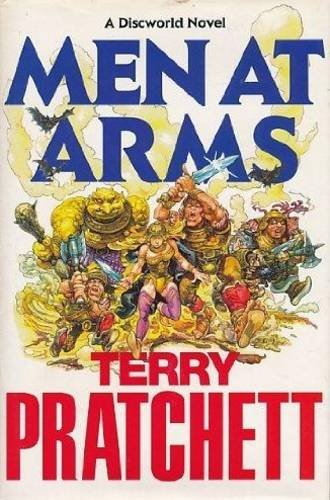 Men at Arms Book Cover