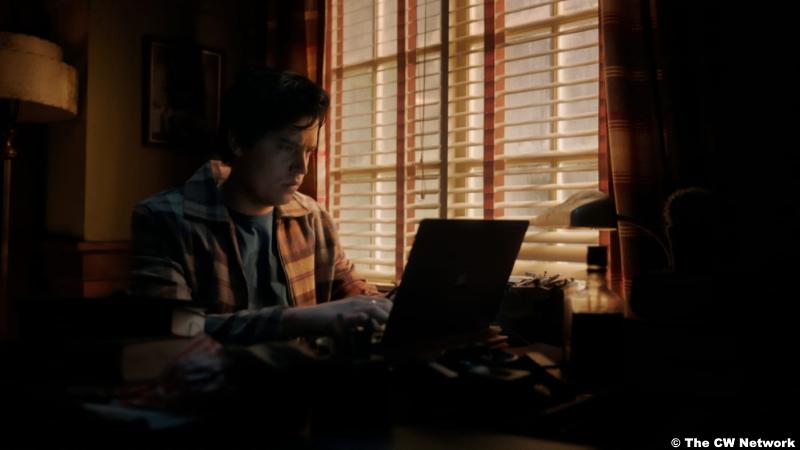 Riverdale S05e14: Cole Sprouse as Jughead Jones