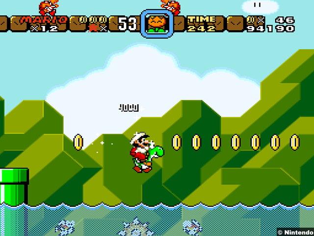 SNES: Super Mario World