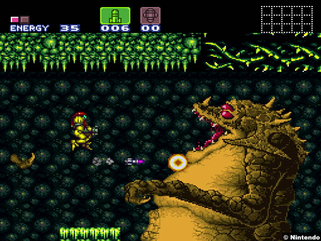 SNES: Super Metroid