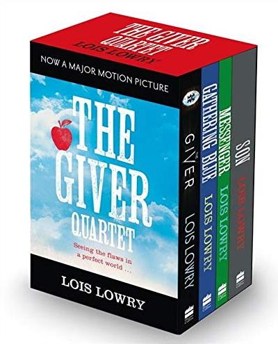 The Giver Boxset