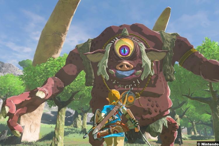 The Legend of Zelda: Breath of Wild